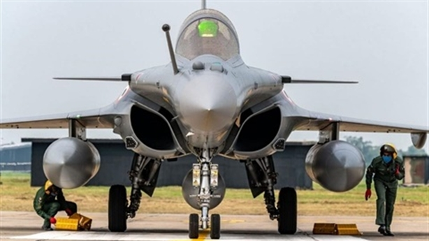 Pháp muốn Ukraine chọn tiêm kích Rafale thay thế MiG-29