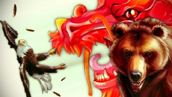 Liên minh Nga-Trung: Câu chuyện về 'Tình bạn của hai con hổ'…
