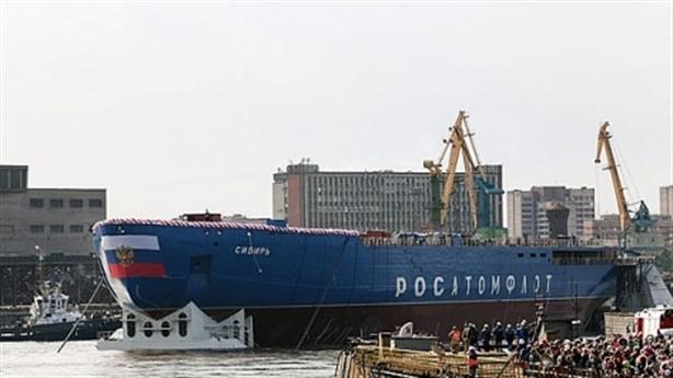 Nga tranh thủ quảng bá tuyến đường biển Bắc