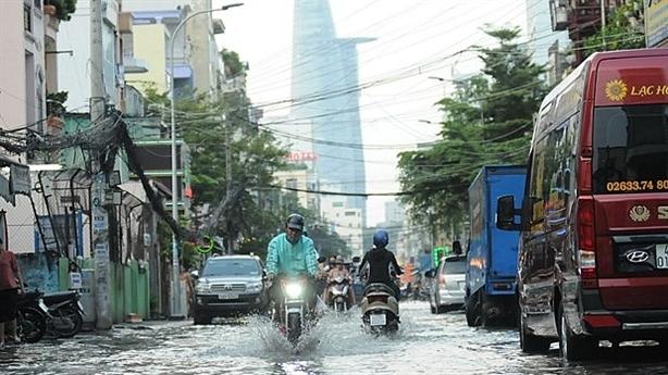 TP.HCM: Lại đề xuất thu phí thoát nước, xử lý nước thải