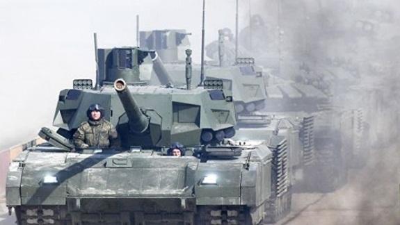 Tăng Armata đứng cuối trong bảng xếp hạng của Mỹ