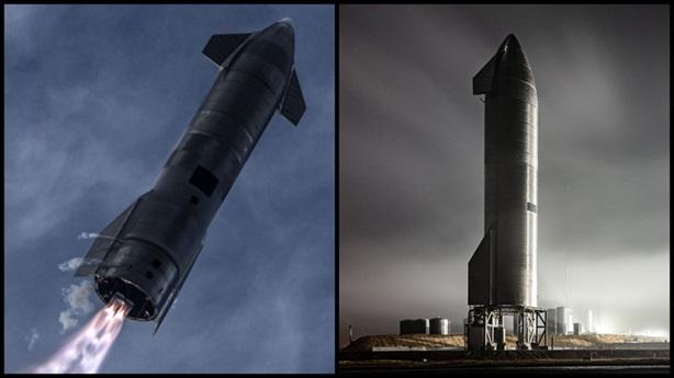 FAA từ chối thử nghiệm tàu SN11 sứ mệnh Sao Hỏa