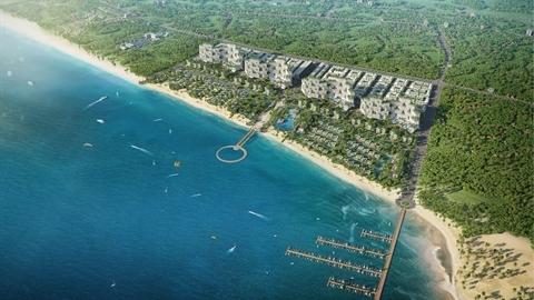 Chủ đầu tư Thanh Long Bay đăng ký thêm 2 dự án