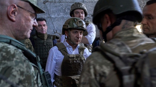 Hai mặt Ukraine: Vừa muốn hòa bình, vừa tố Nga khiêu khích