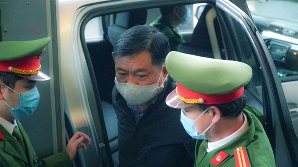 Ông Đinh La Thăng mới bồi thường 4,5 tỷ đồng