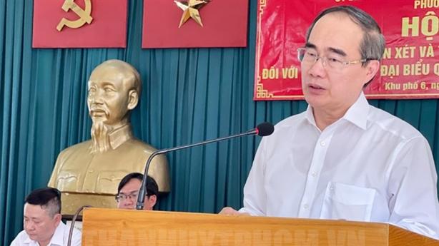 Ông Nguyễn Thiện Nhân: Nếu trúng cử ĐBQH sẽ cố gắng