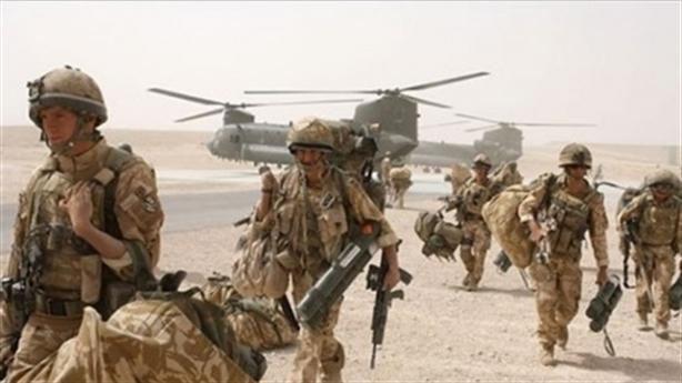 NATO bắt đầu điều động lực lượng tác chiến tới Ukraine