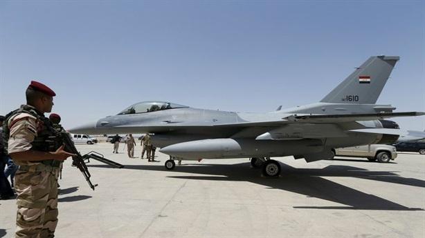 Căn cứ F-16 Mỹ bị tấn công bằng tên lửa