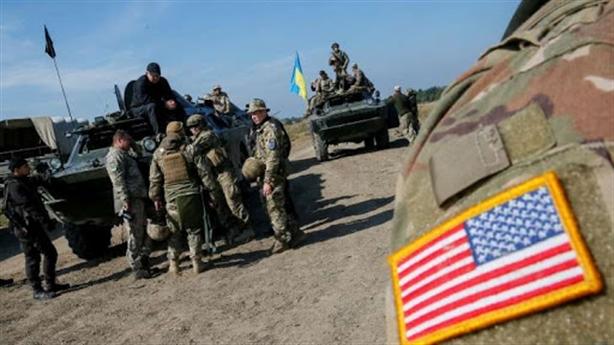 Ukraine sẽ thế nào nếu Mỹ gia nhập Bộ Tứ Normandy?