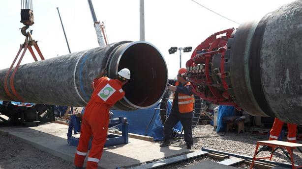 Châu Âu tăng khí đốt Nga, Đức tích cực dùng Nord Stream