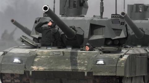 Một đại đội T-14 sẽ tiêu diệt cả lữ đoàn tăng