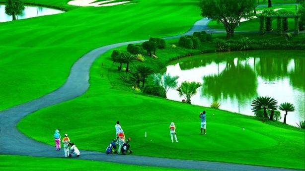 Lạm phát sân golf: Cứ 2 tuần thêm 1 sân golf