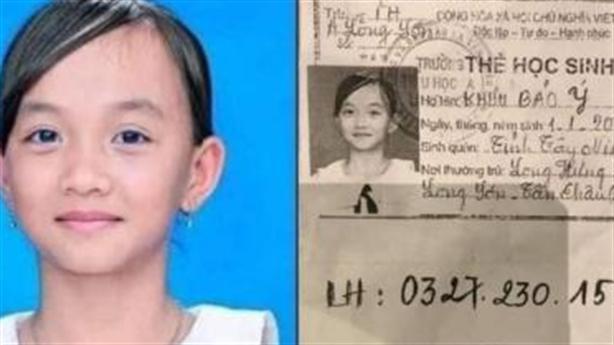Bé gái mất tích 10 ngày: Đi làm nuôi mẹ