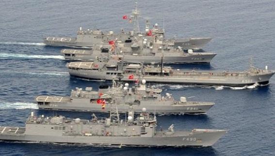 """Mỹ đang đẩy Nga-Thổ """"đối đầu nhau"""" ở Biển Đen"""