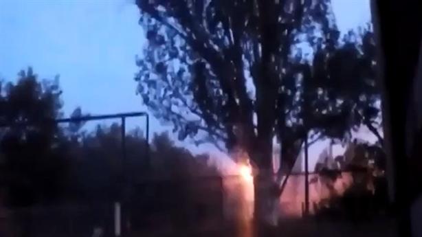 Ukraine thiệt 2 quân, Donetsk mất khu định cư