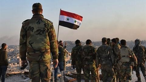Máy bay Syria phá hủy căn cứ quân sự Thổ Nhĩ Kỳ