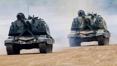 Chuyên gia vẽ kịch bản chiến trận Donbass