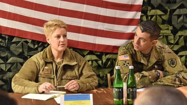 Mỹ đưa tàu đến Biển Đen, đặc phái viên thăm Ukraine
