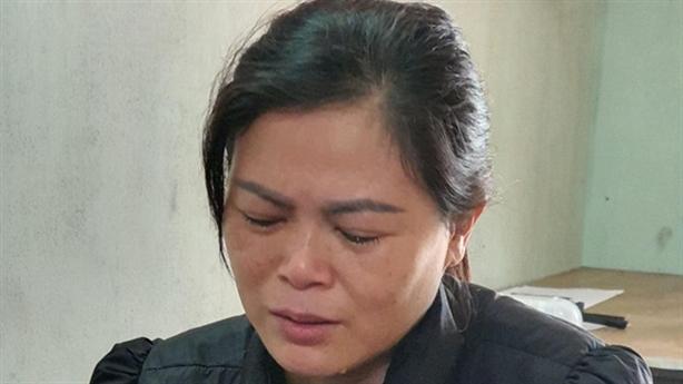 Vợ dìm chồng chết ngạt trong chậu nước: ''Bực vì...chồng bóp cổ''