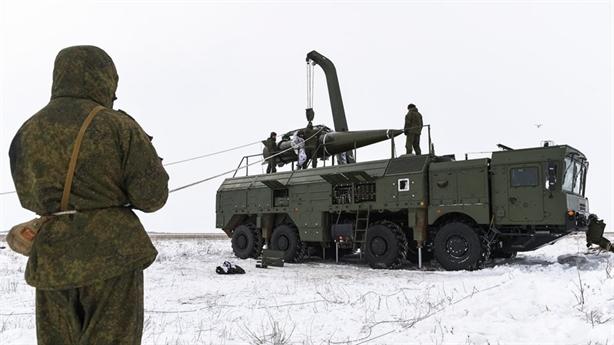 Nga công khai đưa Iskander-M đến Crimea từ bao giờ?