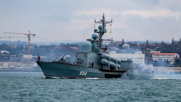 Tại sao Nga đóng cửa một phần Biển Đen?