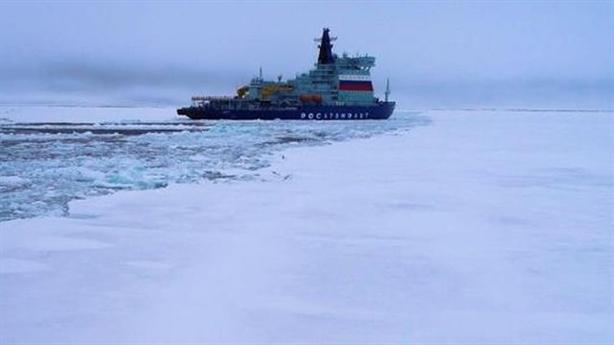 Nga nói rõ mục đích đóng tàu phá băng của Nhật