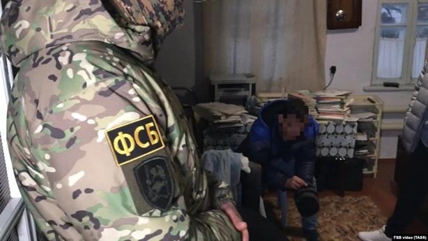 Nga bắt một cựu điệp viên Ukraine ở Crimea