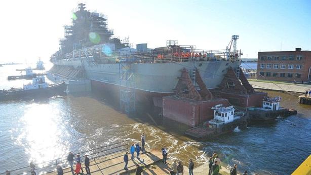 Tàu chiến của Nga trở nên đáng sợ nhất thế giới
