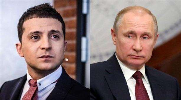 Vấn đề gì được thảo luận giữ Putin và Zelensky?