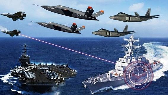 Mỹ lập 3 đợt không kích, địch tuyệt vọng bắn hết đạn