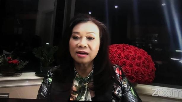 Bà Hoàng Yến có tên mới, chủ tịch nhàn nhất thế giới