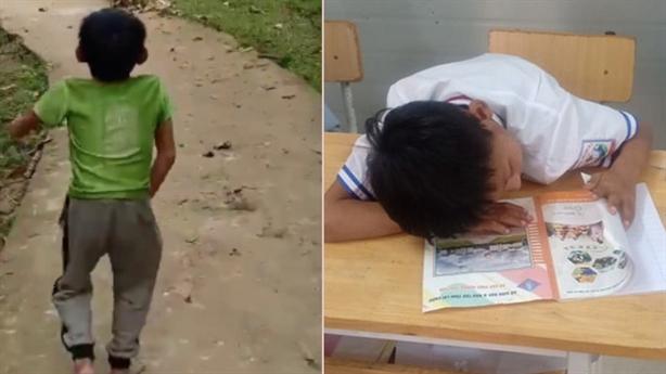 Vụ ông Đoàn Ngọc Hải giúp bé vẹo xương sống: 'Mừng quá'