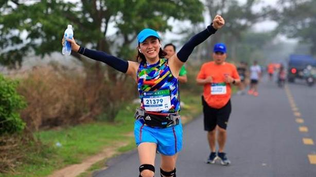Tây Ninh đầy sức sống trong giải chạy BaDen Mountain Marathon 2021