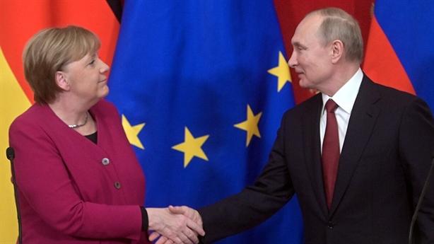 Đức đổi hướng chính sách với Nga vì Nord Stream-2