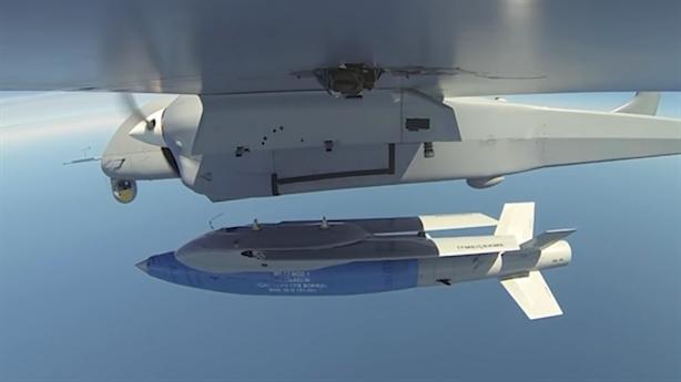 Bom lượn Thổ ăn đứt JDAM của Không quân Mỹ