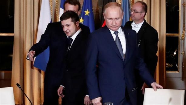 Không thể mời Putin tới Donbass, ông Zelensky gật đầu đến Moscow