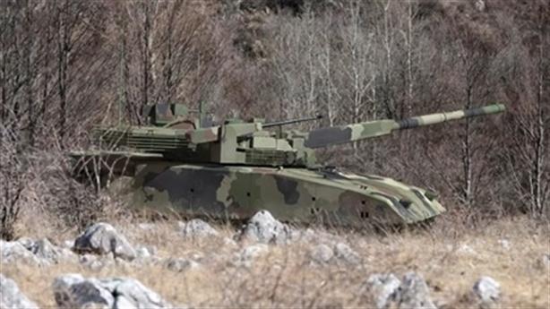 Bản sao T-14 Armata của Serbia vì sao vẫn