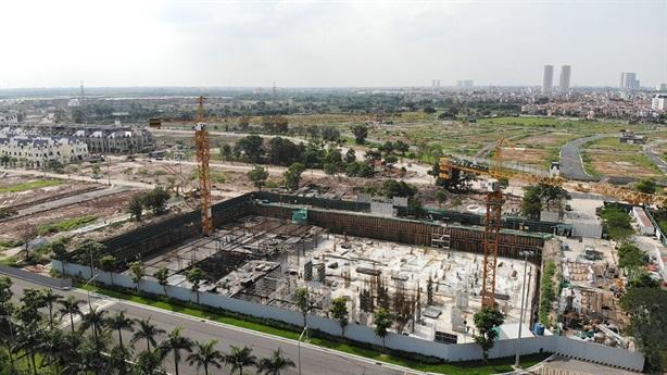 Thanh tra dự án chung cư xây không phép giữa Thủ đô