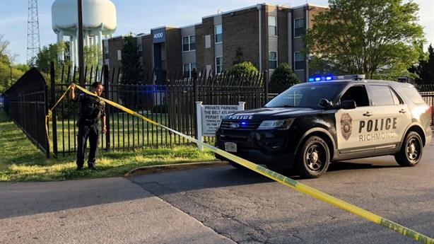 Mỹ lại xả súng khiến 5 người thương vong