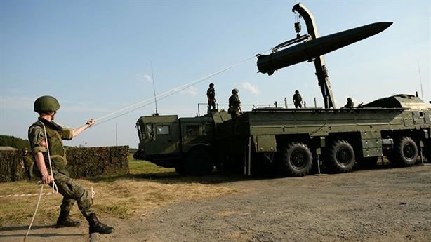 'NATO không bao giờ cân bằng sức mạnh với Nga'