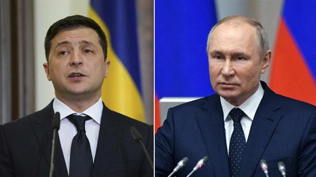 Ông Zelensky nói sẽ gặp Tổng thống Putin ở Vantican?