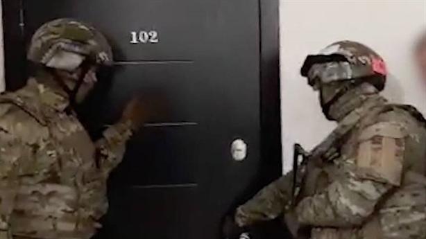 FSB Nga bắt thiếu niên cực đoan Ukraine âm mưu khủng bố