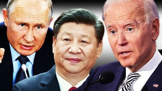 Nga đã không còn là đối thủ lớn nhất của Mỹ?