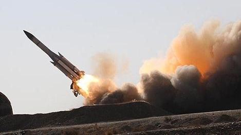 IDF: Syria bắn 10 tên lửa S-200 vào F-16 Israel nhưng...trượt?