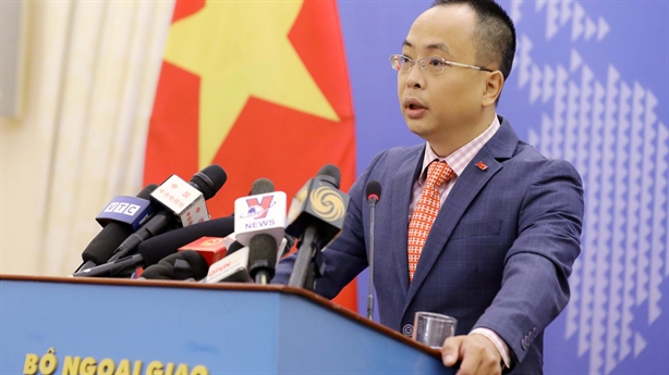Lập trường rõ ràng, nhất quán của Việt Nam về Biển Đông