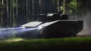 Tính năng của Lynx xa lạ trên xe chiến đấu Mỹ