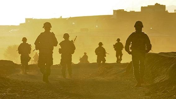 Mỹ rời Afghanistan