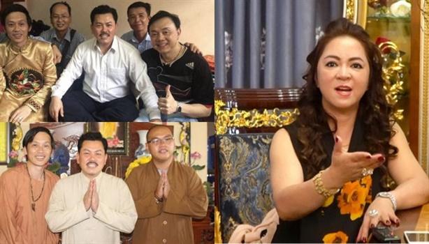 Sau vụ Võ Hoàng Yên, bà Phương Hằng 'réo' Đàm Vĩnh Hưng