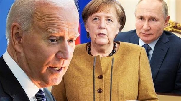 Họp với Đức, Ngoại trưởng Mỹ sẽ kêu gọi chặn Nord Stream-2