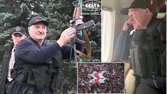 Vì sao Belarus nhờ Mỹ điều tra vụ âm mưu đảo chính?